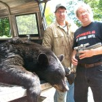 Bob the shooter with Professional Guide - Randy Williamson