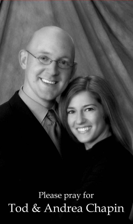 Todd & Andrea Chapman