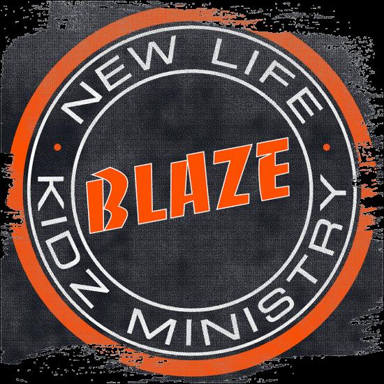 Blaze Kidz Ministry